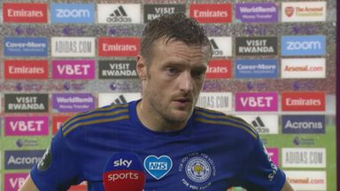 Vardy: Our patience paid off