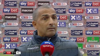 'A draw would have been a fair result'