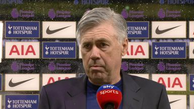 Ancelotti: We still have a chance at Europe