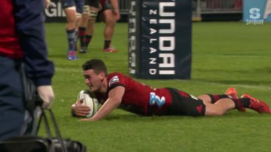 Crusaders 26 - 15 Blues