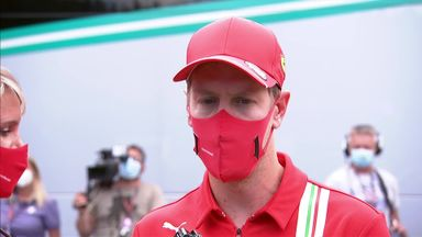 Vettel: Not much I could have done