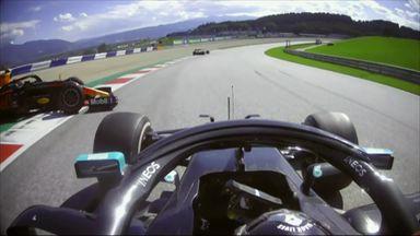 Austrian GP race highlights