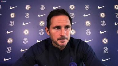 Lampard aware of Wolves quality