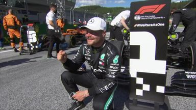 Bottas: My race didn't come easy