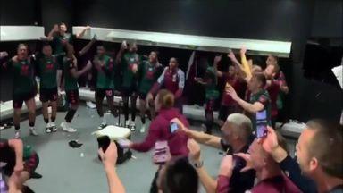 Keane unimpressed by Villa celebrations