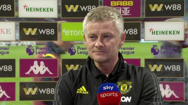 Ole agrees with penalty decision