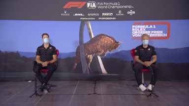 Haas - Austrian GP press conference