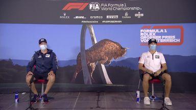 AlphaTauri: Austrian GP press conference