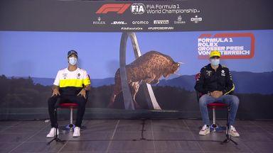 Renault: Austrian GP press conference