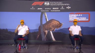 McLaren: Austrian GP press conference