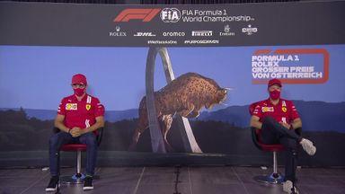 Ferrari: Austrian GP press conference
