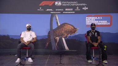 Mercedes: Austrian GP press conference