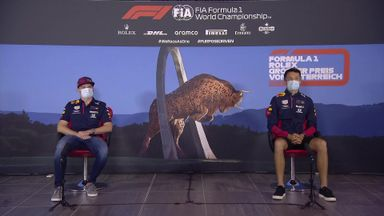 Red Bull: Austrian GP press conference