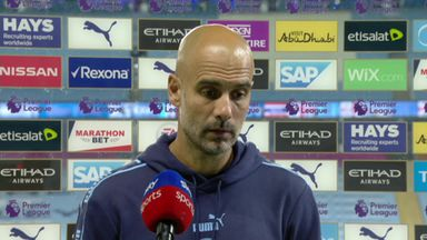 Pep: We beat an extraordinary team