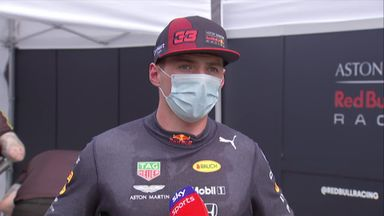 Verstappen pleased with 'good day'