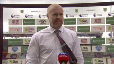 Dyche: Our squad's at full stretch