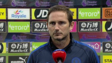Lampard: Three points but we can get better