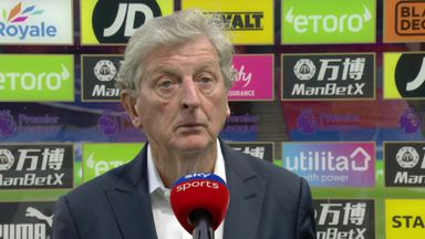 Hodgson pleased with Palace desire