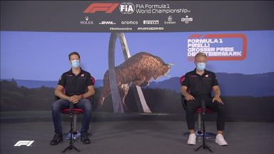 Haas: Styrian GP press conference