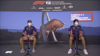 Racing Point: Styrian GP press conference