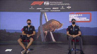 Williams: Styrian GP press conference