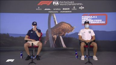 AlphaTauri: Styrian GP press conference