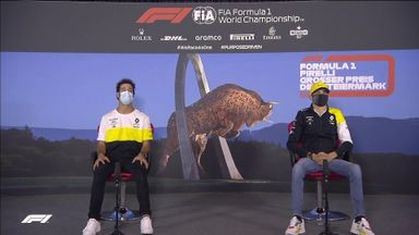 Renault: Styrian GP press conference