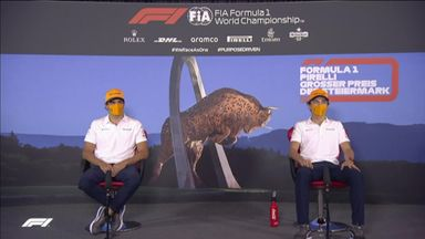McLaren: Styrian GP press conference
