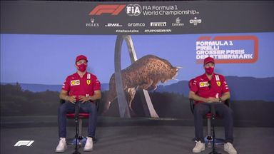 Ferrari: Styrian GP press conference