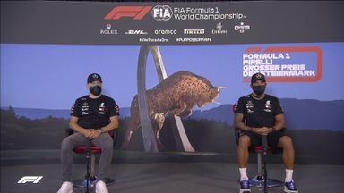 Mercedes: Styrian GP press conference