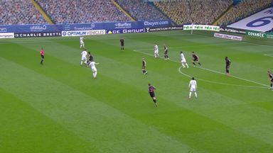 Incredible double goal-line clearance!
