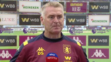 Aston Villa v Man Utd - Smith pre-match