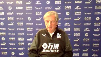 Hodgson: Zaha on top form for run-in