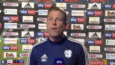 Harris disappointed by 'soft' penalty