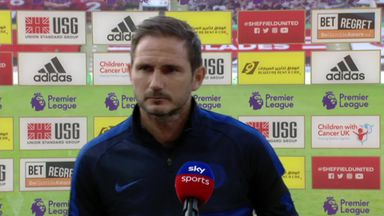 Lampard furious after Sheff Utd defeat