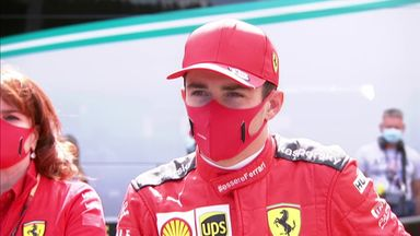 Leclerc: I let the team down