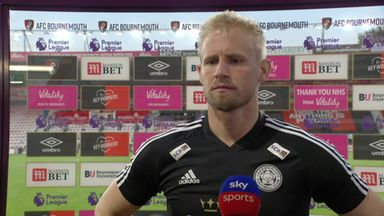 Schmeichel apologises to fans