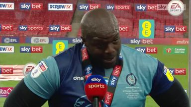 Akinfenwa gets a message from Klopp