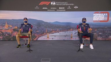 Racing Point: Hungarian GP press conference