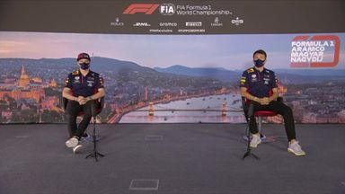 Red Bull: Hungarian GP press conference
