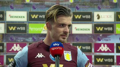 Grealish: Keeping Villa up would mean everything