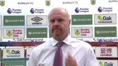 Dyche planning more transfer talks