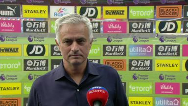 Mourinho happy to make Europa League
