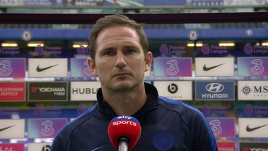 Lampard: We want to get closer to top two
