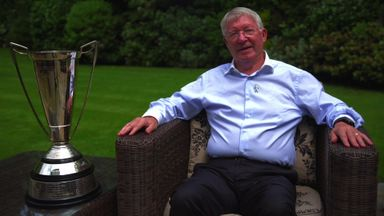 Sir Alex announces Klopp's LMA award