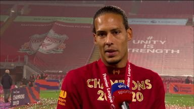 Van Dijk: This group is very special
