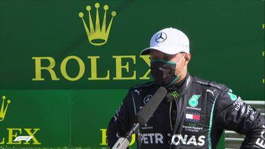 Austrian GP: Podium interviews