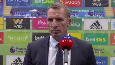 Rodgers: Vardy achievement phenomenal