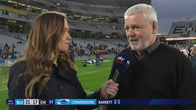 Gatland: We gave it everything