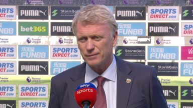 Moyes: Disappointed we haven't won
